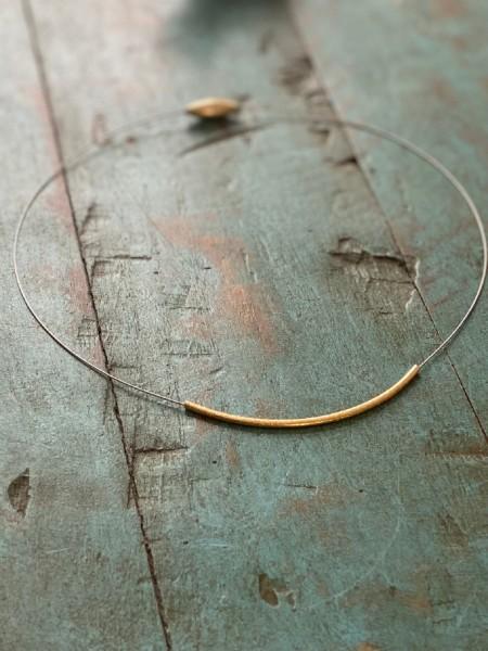 Halskette Sommer gold