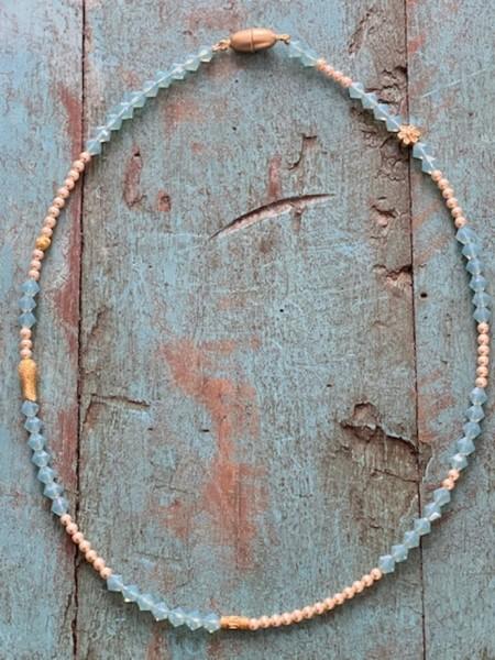 Halskette Fernweh