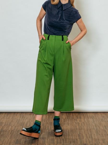 Culotte Strelitzie grasgrün